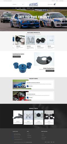 Website for car part