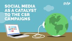 Corporate Social Responsibility (CSR) has gone beyond being treated as a tool for rendering social services. CSR activities make way for customer-engagement etc.