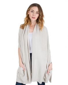 Shop Barefoot Dreams at Bliss - We have the Cozychic Lite Travel Shawl in Bisque! Barefoot Dreams, Shawl, Duster Coat, Mom, Lifestyle, Sweaters, Jackets, Shopping, Collection