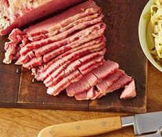 Alton Brown's From-Scratch Corned Beef | Louisiana Kitchen & Culture