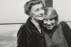 "riftedal: "" ""my two favourite heroines: astrid lindgren and tove jansson "" "" Moomin Valley, Tove Jansson, Book Writer, Portraits, Women In History, New Trends, Fangirl, Beautiful People, Tim Burton"