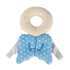 1 Pcs Baby Head Protection Pad Neck Pillow Wings Learning Walking Nursing Drop Cute Resitance Kids Cushion Safety Accessories