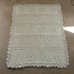 my amazing afghan! free pattern on lion brand yarn website