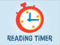 Scholastic Reading Timer -- can link up to the summer reading program to log reading minutes