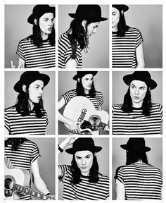 Hats and stripes