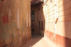 Another old street in Brasov Center
