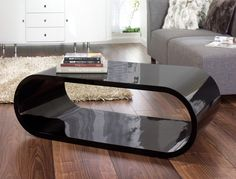 Oval coffee tables –Complete your living space with an oval glass coffee table with a strong appeal. There are many table designs with pretty style. Modern Black Coffee Table, Oval Glass Coffee Table, Coffee Table Images, Unique Coffee Table, Contemporary Coffee Table, Coffee Table Design, Modern Table, Coffee Table Centerpieces, Decorating Coffee Tables