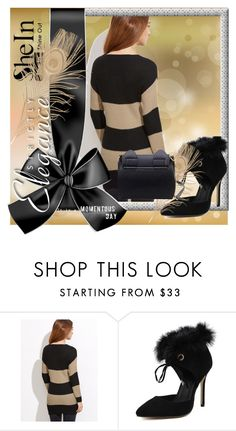 """""""SheIn XI/6"""" by m-sisic ❤ liked on Polyvore"""