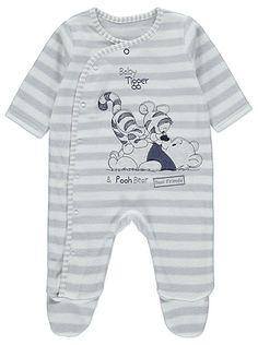 c18b437624 Disney Winnie the Pooh Fleece Sleepsuit