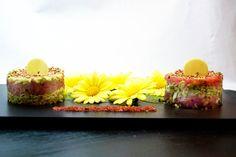 Avocado-Thunfisch-Tartar