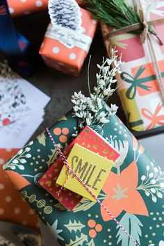 Gift Wrapping 101, Waiting on Martha | Photos by Kathryn McCrary