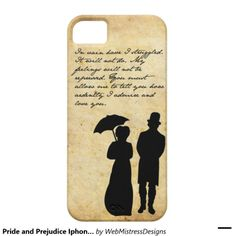Pride and Prejudice Iphone Case iPhone 5 Covers 14/10/2014