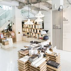 The installation utilises over 200 washboards stacked and arranged to provide a beautiful display platform for art objects, cultural items and delightfully designed stuff you can buy...
