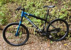 Cannondale Super V With Lefty Fork Vintage Mountain Bikes