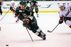 Erik Haula #9 #IAWild #hockey #ahl
