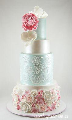 Cakes 2 Cupcakes; Gorgeous Wedding Cake Inspiration - Cakes 2 Cupcakes