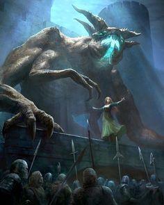 Fantasy Inspiration, Character Inspiration, Character Design, Character Art, Medieval, Epic Art, Monster Art, Geek Art, Magical Creatures