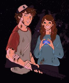 Dipper: Alright Mabel, we need to be REALY careful at this point. Here you see your deepest dreams. Mabel: Whats so bad about that? Dipper: Well if it happend then you can kill yourself by just seeing  and feeling your dreams. Mabel: Aaaand how did YOU know this? Dipper: Greatuncle Ford was here in before. So, we need to focus. You get that? ………Mabel?