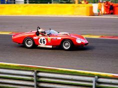 Ferrari 246 S 1960
