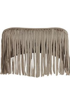fringe bathing suit. summer is just around the corner