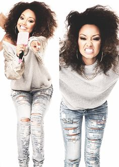 Leigh-Anne Pinnock is absolutely gorgeous