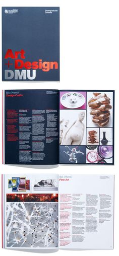 DMU Art+Design - Andrew Townsend