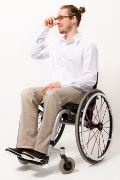 Classic Chino. >>> See it. Believe it. Do it. Watch thousands of spinal cord injury videos at SPINALpedia.com