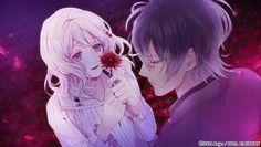Diabolik Lovers Kino | Diabolik Lover : Be my girl (One Shot) - Beloved Husband ( Reiji x ...