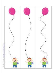 Birthday Preschool Pack