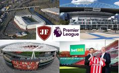Los naming rights en la Premier League: 7 estadios tienen nombre comercial