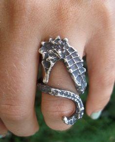 Seahorse jewelry