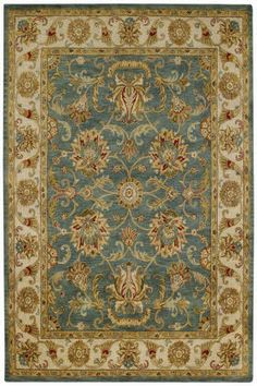 Capel Guilded Guilded Sapphire Area Rugs