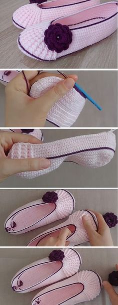 We are all about the slippers today. Aren't these slippers lovely? Yes they are, at least we do believe so and for this matter we share with you a great tutorial that teaches you how to make a couple for yourself. The tutorial is delivered in a video and the language used to explain the… Read More How to Crochet These Beautiful Slippers