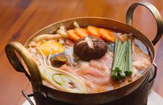 Not many things are as comforting as a hot pot of hot pot. http://yabai.com/p/2632