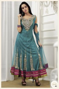 Gorgeous Bridal & Party Wear Readymade Salwar Kameez Collection For Women Anarkali Dress, Pakistani Dresses, Indian Dresses, Indian Outfits, Long Anarkali, Readymade Salwar Kameez, Wedding Salwar Kameez, Churidar, Eastern Dresses