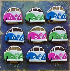 Campervan 9 by Cute Sweet Thing, via Flickr