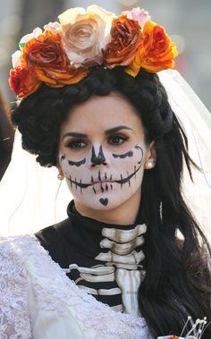 Bond make-up artist Naomi Donne on making up 1,500 extras for SPECTRE