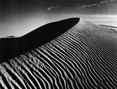 Sand Dune, Ansel Adams