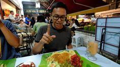 7 Tempat Makan Sedap di Kuala Lumpur Malaysia! ( plus cara terbang gratis ke KL!)