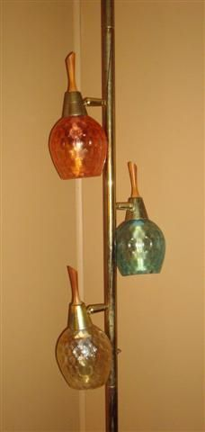 Our Retro Pole Lamp Light Fixtures In 2019 Vintage Lamps Mid Century Lighting