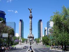 El Angel de la Independencia ~ Mexico DF