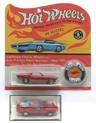 Original Hot Wheels Car
