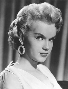 Anne Francis - (1930-2011) born Ann Marvak. Film and TV series actress.