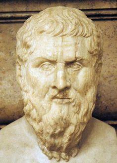 Platão - Grande filosofo que deu grande ajuda a outros, como Sócrates e Aristóteles.
