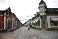 Rauma, old town