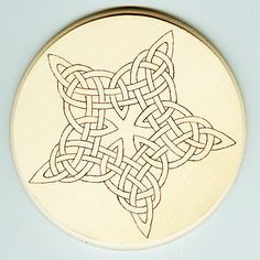 Celtic Star. I have a star like this tattooed on my calf :)