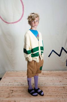 The Animals Observatory, timeless children clothing brand under the creative direction of Laia Aguilar. A new kids fashion vision through art, architecture and paintings. Collections for boys and girls from 6 months to 12 years. Boy Clothing Brand, Kids Clothing Brands, Cute Kids Fashion, Toddler Fashion, Kids Studio, Baby Boy Swag, Cool Face, Kids Branding, Knit Fashion