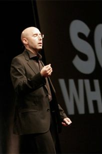 Mitch Joel - one of the Canadians to follow in the social media space. He also gives great tips and insights on his blog