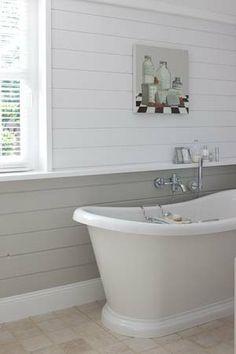 Long island style bathroom