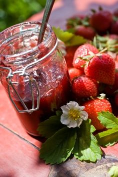 All Things Strawberry - Fresh Strawberry Recipes and Strawberry Dessert Recipes